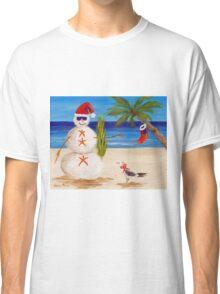 Christmas Sandman Classic T-Shirt