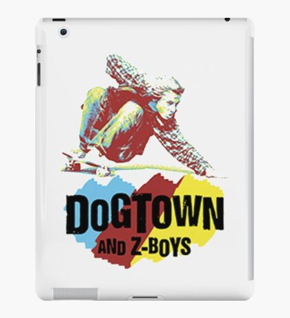 Lords of Dogtown Colors iPad Case/Skin