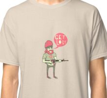 Get lost Classic T-Shirt