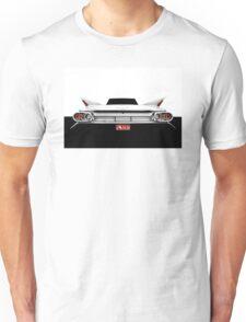 1961 Cadillac Sreies 62 - High Contrast Unisex T-Shirt