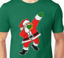 Ginger Beard Dab Santa Unisex T-Shirt