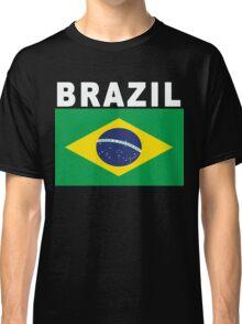 Classic Brasil National Brazilian Sport Classic T-Shirt