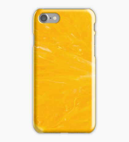Fresh and zesty. iPhone Case/Skin