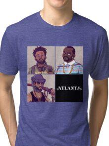 4Ever I Love ATLANTA Tri-blend T-Shirt