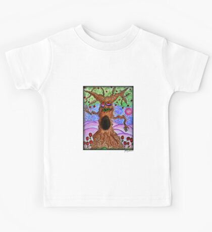 Acid Tree Kids Tee