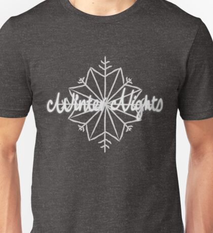 Winter Nights Unisex T-Shirt