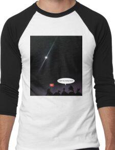 SuperMoon! Men's Baseball ¾ T-Shirt
