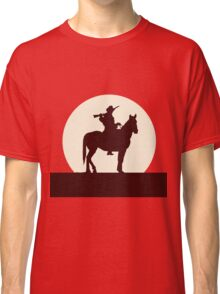 Red Sunset Classic T-Shirt
