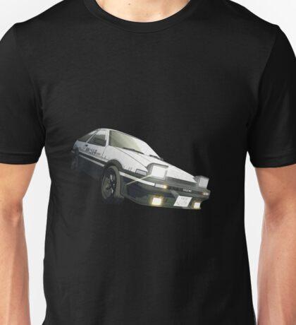 Initial D Fanart Unisex T-Shirt