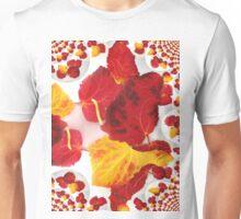 Five Autumn Leaves Unisex T-Shirt