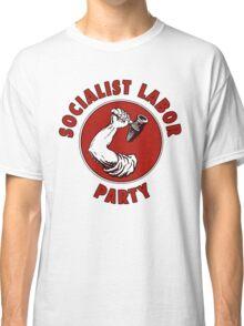 Socialist Labor Party, Vector Recreation Classic T-Shirt