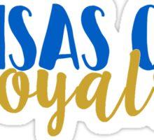 Kansas City Royals Sticker