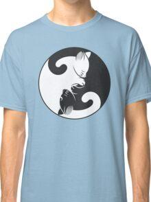 Kitten Yin Yang Classic T-Shirt