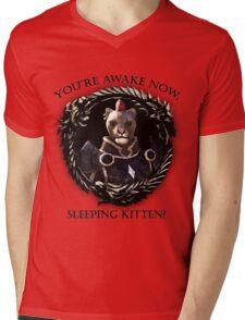 Razum-Dar Mens V-Neck T-Shirt