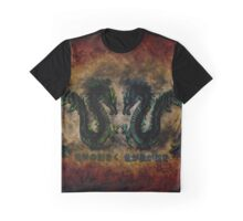 Chinese Dragons  Graphic T-Shirt