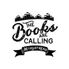 The Books Are Calling by eacreative