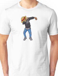 Luffy is Dab Unisex T-Shirt