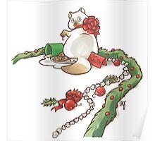 For Santa Cat 2 Poster