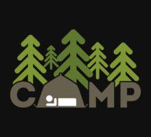 CAMP Kids Tee