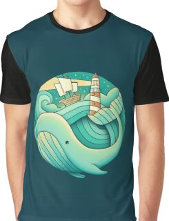 Into the Ocean Graphic T-Shirt