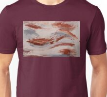 Rust, Slate and Earth Unisex T-Shirt