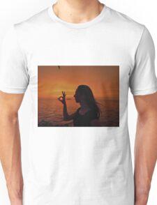 Golden Touch Unisex T-Shirt