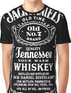 Jack Daniel's Whisky Graphic T-Shirt