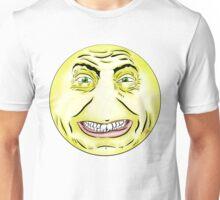 Xtreme Emoji #2 - Crazy Happy Face Unisex T-Shirt