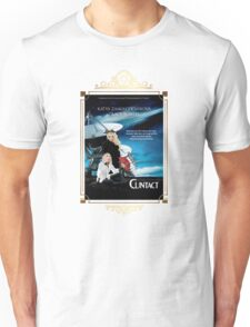 Contact Movie Poster With Katya and Trixie Unisex T-Shirt