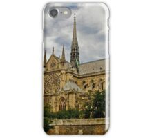 Notre Dame Cathedral in Paris iPhone Case/Skin