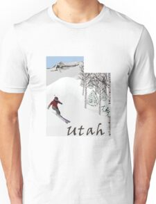 Utah: Greatest Snow on Earth Unisex T-Shirt