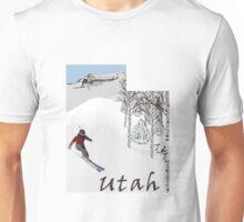 Utah: Greatest Snow on Earth Unisex T-Shirt