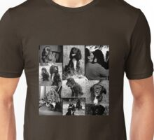 Nikki ja Zeus Unisex T-Shirt