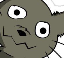 Mimikyu/Totoro Sticker