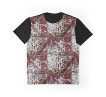 Abstract Grass on Adobe Graphic T-Shirt