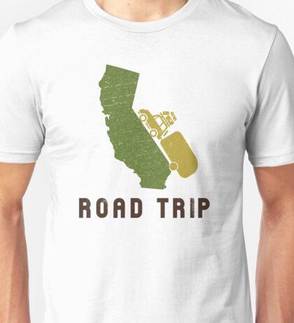 California Road Trip Unisex T-Shirt