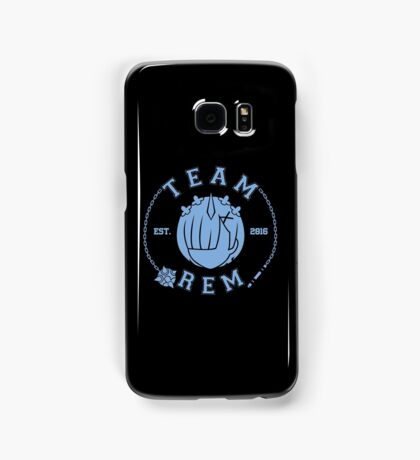 Team Rem Samsung Galaxy Case/Skin