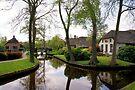 The Waterways of Giethoorn by AnnieSnel