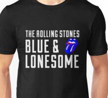 BLUE LONESOME KUNING 2 Unisex T-Shirt