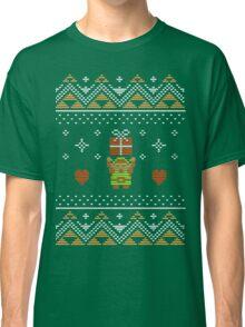 Zelda Christmas Sweater Classic T-Shirt