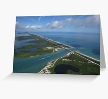 To the Sebastian Inlet ... and Beyond! Greeting Card