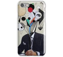 mr paradox iPhone Case/Skin