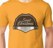Sweet Christmas Bullet Proof Hero For Hire Super Hero  Unisex T-Shirt