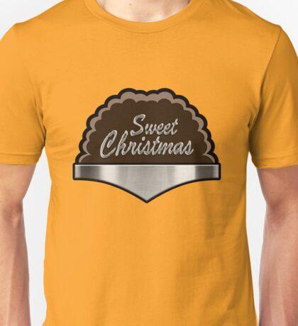 Sweet Christmas Bullet Proof Hero For Hire Super Hero  Unisex T-Shirt