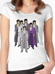 Prince Revolution Women's Fitted Scoop T-Shirt