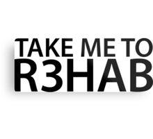Take Me To R3hab Metal Print