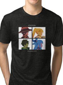 Boukensha Days Tri-blend T-Shirt