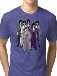 Purple Revolution Group Tri-blend T-Shirt