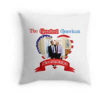 Joe Biden Barack Obama Greatest American Bromance Funny T-shirt Throw Pillow
