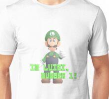 Super Mario Bros. - Luigi Unisex T-Shirt